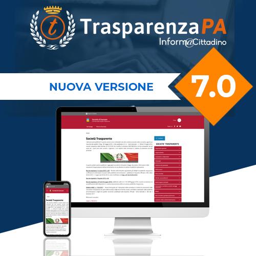 Portale TrasparenzaPA: template AgID